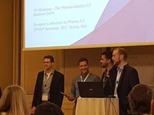 ISPE Pharma 4.0 Konferenz in Verona