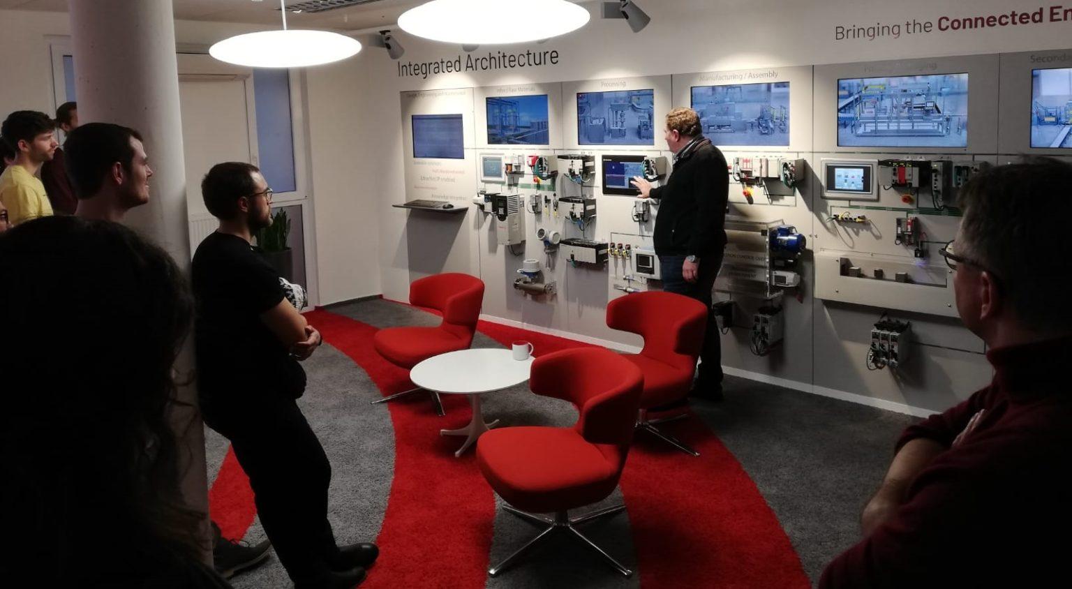 Rockwell Automation Visit 2019 Bericht