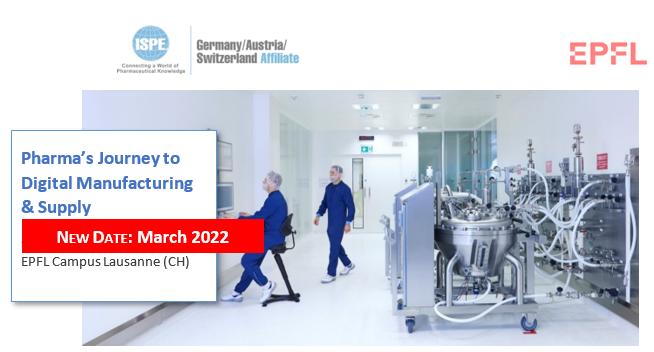 Pharma's Journey to Digital Manufacturing and Supply - Titelbild
